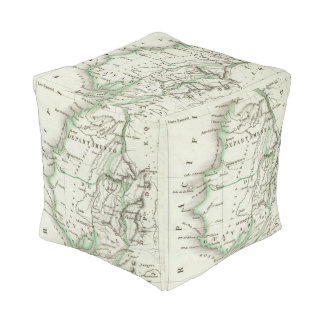 Guayaquil Cube Pouf
