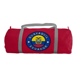 Guayaquil Ecuador Duffle Bag