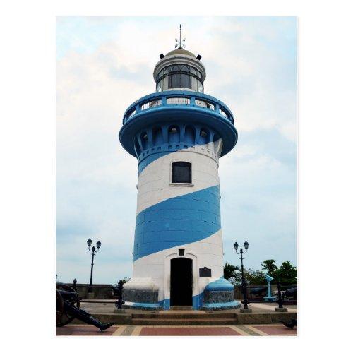 Guayaquil, Ecuador, Lighthouse Postcard