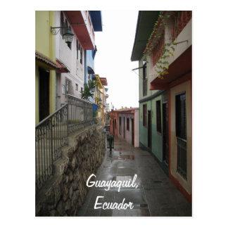 Guayaquil, Ecuador Postal