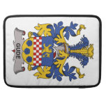 Gude Family Crest MacBook Pro Sleeve