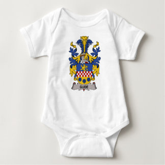 Gude Family Crest T Shirts