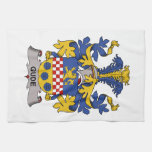Gude Family Crest Towels