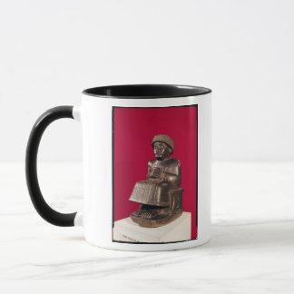 Gudea, Prince of Lagash, dedicated to Mug