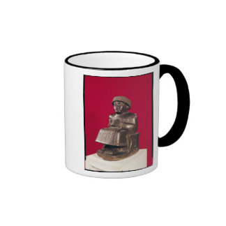 Gudea, Prince of Lagash, dedicated to Mugs