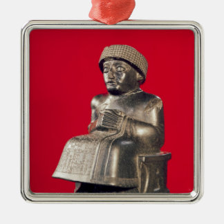 Gudea, Prince of Lagash Christmas Ornament