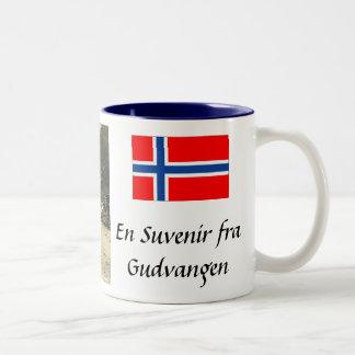 Gudvangen (Norway) Souvenir Mug