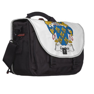 Guedes Family Crest Commuter Bag