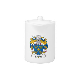 Guedes Family Crest