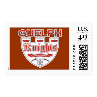 Guelph Knights Stamp
