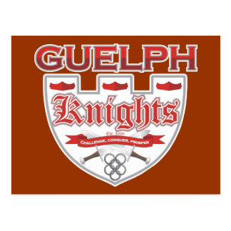 Guelph Knights Postcard