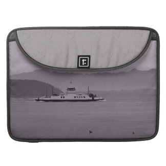 Guemes Island Ferry Sleeves For MacBooks