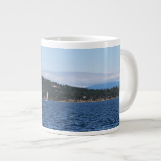 Guemes Island Ferry Jumbo Mugs