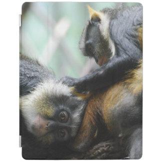 Guenon del lobo cubierta de iPad