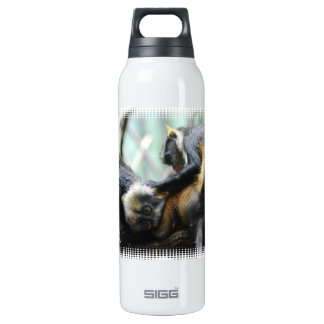 Guenon Monkeys SIGG Thermo 0.5L Insulated Bottle