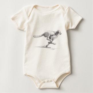 Guepardo Body Para Bebé