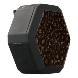 Guepardo de Brown del oro Altavoces Bluetooth Negros Boombot REX