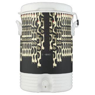 Guepardo de lujo Camo Refrigerador De Bebida Igloo