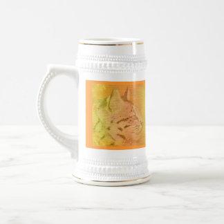 guepardo jarra de cerveza