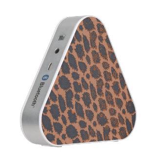 Guepardo negro de Sherbert Altavoz Bluetooth