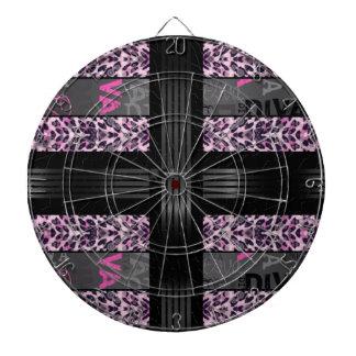Guepardo rosado del rosa de la diva