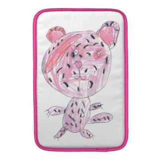 guepardo rosado funda  MacBook