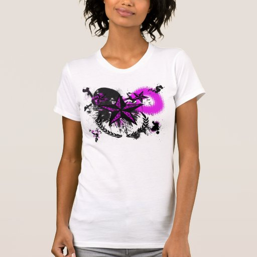 Guepardo StarSkull Camisetas