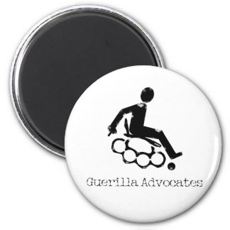 Guerilla Advocate Products Magnet