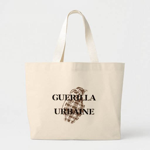 Guerilla Urbaine Bag