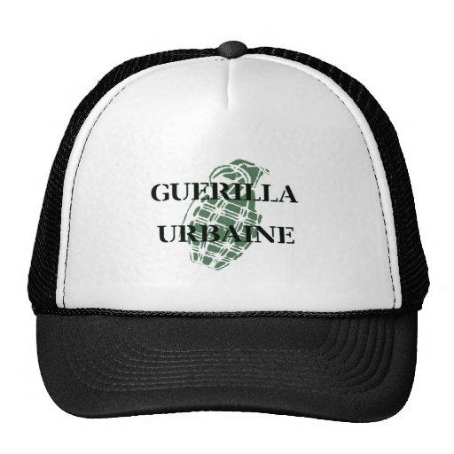 Guerilla Urbaine Hats
