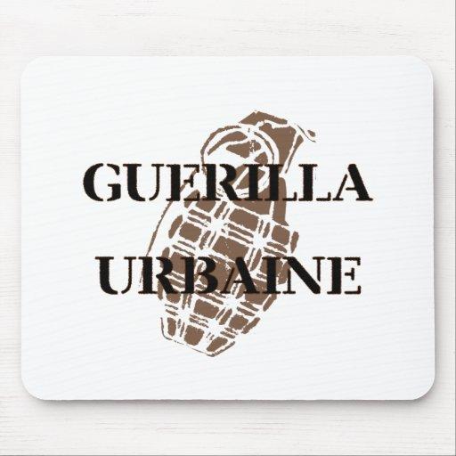Guerilla Urbaine Mouse Mats