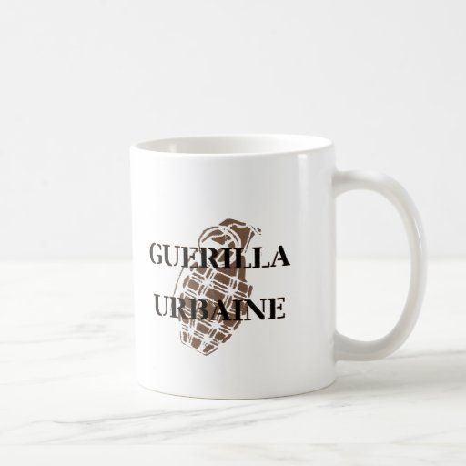 Guerilla Urbaine Coffee Mug