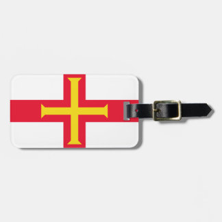 Guernesey Flag Bag Tag