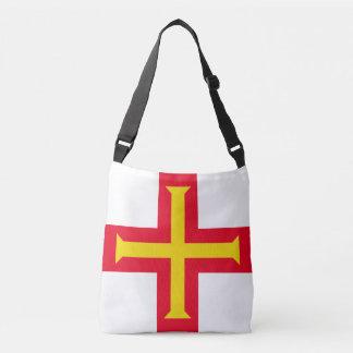 Guernesey Flag Crossbody Bag