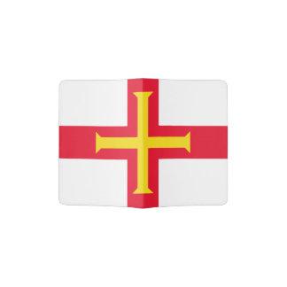 Guernesey Flag Passport Holder