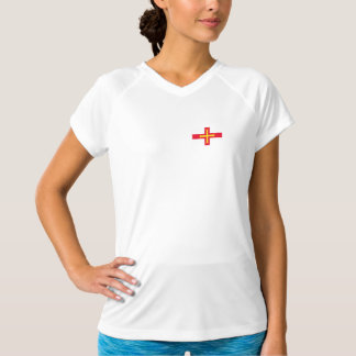 Guernesey Flag T-Shirt