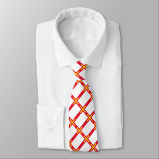 Guernesey Flag Tie