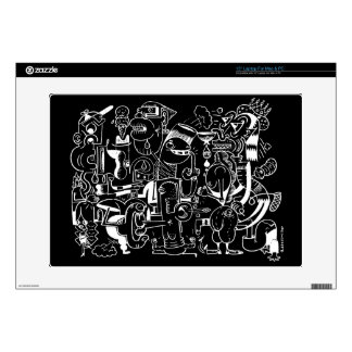 "Guernica 15"" Laptop Decal"