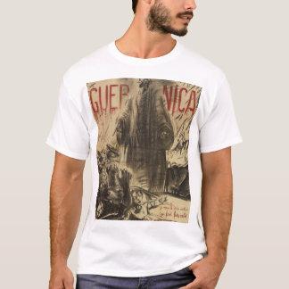 Guernica (1938)_Propaganda Poster T-Shirt