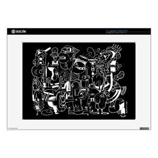 Guernica 38,1cm Portátil Calcomanía