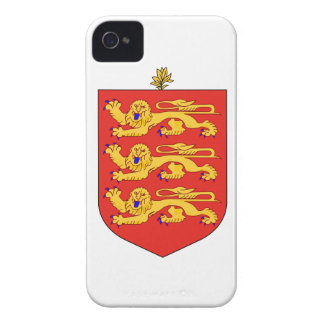 Guernsey Coat of Arms iPhone 4 Case-Mate Case