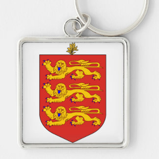 Guernsey Coat of arms GG Keychain