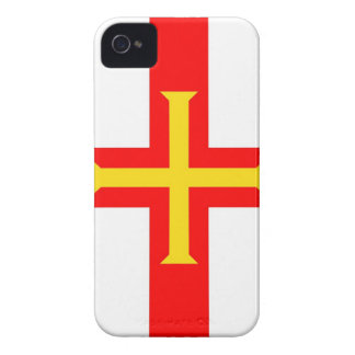 guernsey country flag case cross iPhone 4 covers