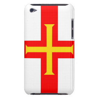 guernsey country flag case cross iPod Case-Mate case