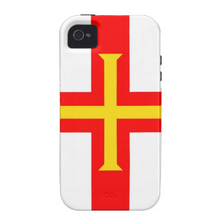 guernsey country flag case cross Case-Mate iPhone 4 case