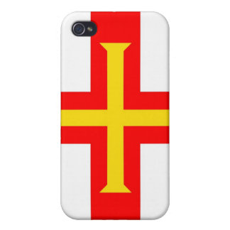 guernsey country flag case cross cases for iPhone 4
