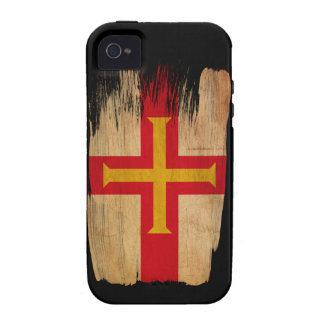 Guernsey Flag Case For The iPhone 4