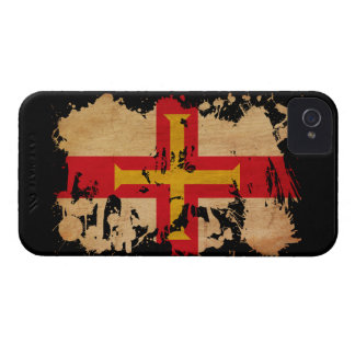 Guernsey Flag iPhone 4 Covers
