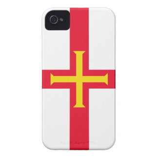 Guernsey Flag Channel Islands iPhone 4 Case