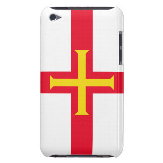 Guernsey Flag Channel Islands iPod Case-Mate Case